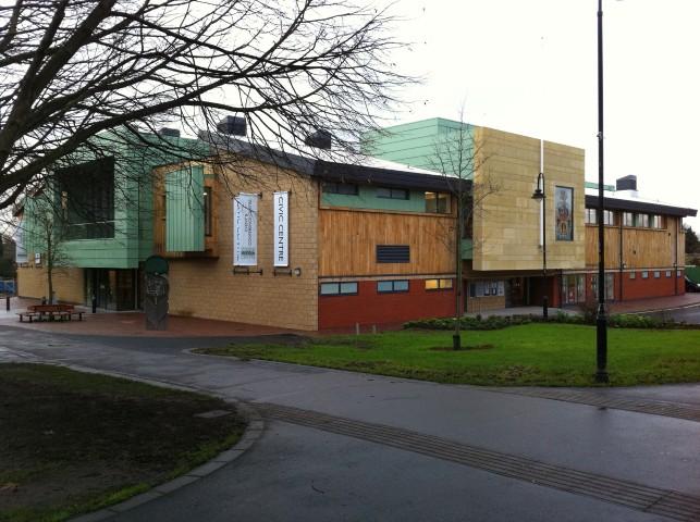Trowbridge Civic Centre